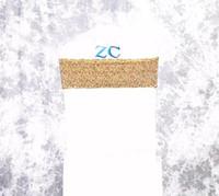 ingrosso fasce oro satinato oro sedia-Paillettes Decorated Chair Bands Gold Silver MultiColors Poliestere Lycra Spandex Stretch Chair Sash Festa di nozze Banchetto per eventi Universale