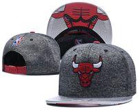 Wholesale animals chicago - HOT 2018 Adjustable wholesale price Chicago Snapback Hat Snap Back Hat Basketball Cheap Hat Adjustable men women Baseball Cap