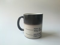 Wholesale Magical Coffee Cup - poop mugs funny poop cups friend gifts coffee mug novelty cup heat transforming mug magical cup heat sensitive mugs