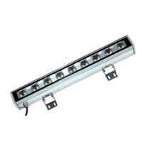 außenwand unterlegscheiben beleuchtung großhandel-4 Stück Außenleuchte Flutlicht IP65 LED Wall Washer Lampe 9 Watt 24V 110V 220V 240V weiß rot gelb blau grün RGB Wall Washer