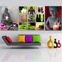 Wholesale art panels for sale for sale - 2 spell combination Wall pictures for living room art High definition inkjet New Sale home Wall art painting