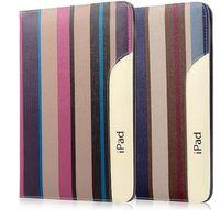 tableta púrpura pc al por mayor-ipad air / air2 cubierta protectora de la pulgada, Apple Tablet PC cubierta protectora del paquete completo por Purple Stripe