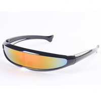 Wholesale resins manufacturers - 2018 trend running on the board piece multicolor sunglasses sports unisex sunglasses sports riding glasses manufacturers wholesale j