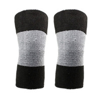 Wholesale red tunnel - Winter Warm Knee Brace Elastic Arthritis Knee Pads Carpal Tunnel Knee Support 1 Pair Sports Safety