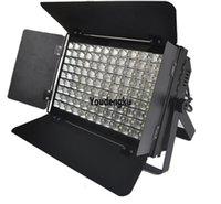 rgbw wandscheibe großhandel-DMX-512 Ultra108x3W RGBW LED Wall Washer Hintergrund Himmel Grundlicht
