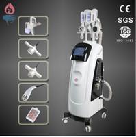 zeltiq serinletici toptan satış-Zeltiq Cryolipolysis Coolsculpting yağ dondurma makinesi ultrasonik kavitasyon rf zayıflama lipo lazer 2 yağ donma kolları birlikte çalışmak