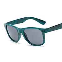 536470d72c Fashion Sunglasses Square Retro Solid Color Grain Designer Brand Luxury  Ultraviolet Proof Glasses Drive Beach Travel Plastic Glass 3 8jr hh