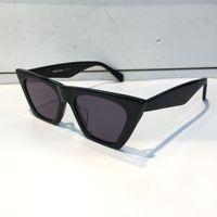 mujer gato ojos gafas de sol al por mayor-41468 gafas de sol para las mujeres populares del diseñador de moda las gafas de protección UV diseñador del marco del ojo de gato de calidad superior viene con el paquete 41468S