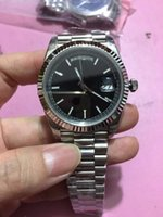 Wholesale Rubies Watch - ETA movement Noob Factory V7 Version Luxury WATCH Fashion Watch Chocolate Diamond & Ruby Dial Everose 118235 CHODRP MAN Wristwatch