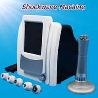 Wholesale shock spot - Hot Top shockwave Extracorporeal Shock Wave Pain Relieve Physical shockwave machine Electronic Arthritis Spot Injury Treatment Technology
