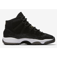 Wholesale Fall Kid - Wholesale Drop Ship 2017 Air 11 PRM Heiress Black Stingray OVO Midnight Navy Shoes 11s Low Mens Womens Kids Basketball Sneaker