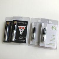 Wholesale wax vaporizer blister pack resale online - Blister Packing TH205 TH210 Vaporizer Pen Cartridges Electronic Cigarettes Wax Vaporizer Vape Cartridge Package Ceramic Coil Cartridges