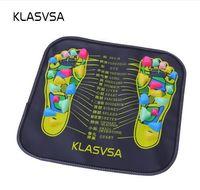 Wholesale legs massager for sale - Group buy Reflexology Foot Massage Stones Leg Pain Relieve Relief Walk Massager Mat Health Care Acupressure Mat Pad massageador