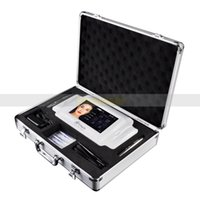 Wholesale cell machine - Lips Micropigmentation Tattoo Machine With 2 Pcs Intelligent Pen Stainless Steel Material