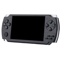 Wholesale camera console online - Newest X6 Handheld Mini Game Console Portable GB inch Screen Pocket Size CoolBaby Classic Game Console With Classic Games Camera