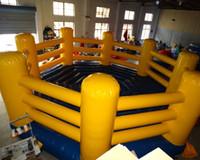 ingrosso bouncers del ponticello-2017 Popolare Polygona lnfl boxing ring Jumper Bouncer sports Bouncers