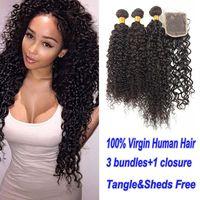 Wholesale black women hair weave styles for sale - Group buy Curly Brazilian hair for black women styles pictures Brazilian hair Weave on sale human Brazilian hair