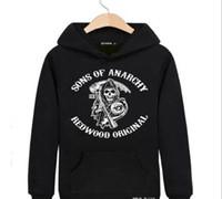 çin sweatshirtleri toptan satış-2017 Sonbahar yeni kapüşonlu kazak kalın erkekler kazak spor hoodie gelgit tarzı erkekler üst Çin fabrika ücretsiz kargo arp ...