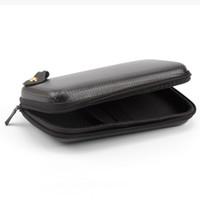 Wholesale jigs bags - Coil Father X6 Zipper Vape Bag Dual Vapor Pocket E Cigarette Vape Tool Bag Carrying Case For Mod RDA RBA Tank Coil jig Vape Accessories
