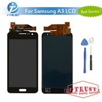 Wholesale Screen Replacement For S3 - A+++ Quality TFT LCD Display For Samsung Galaxy A3 2015 A300 A3000F SM-A300F LCD Replacement Parts With Free shipping