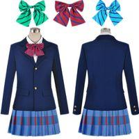 Discount maki nishikino cosplay - Anime Lovelive Love Live Cosplay Costume Kousaka Honoka Minami Kotori Ayase Eli Tojo Nozomi Nishikino Maki School Uniform