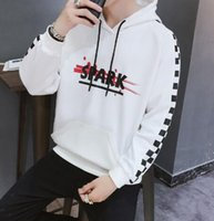 ingrosso nuovi maglioni della porcellana-Felpa da uomo con cappuccio in autunno, nuove mode per i giovani in Cina.