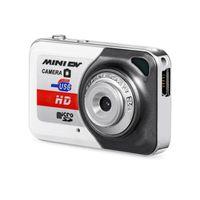 Wholesale Mini Digital Video Recorders - HD 1280*1024 Ultra Portable Mini camera Video Recorder Digital Small Cam Support TF Card Micro Secure Digital Memory Card mini d