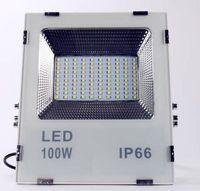 Wholesale Wholesale Garage Lighting - LED Flood Light, 100W(500W Halogen Equiv), IP65 Waterproof Outdoor Work Lights, 6500K Daylight White, Outdoor Floodlight for Garage, Garden