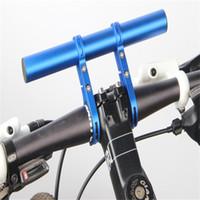 suporte de bicicleta para carro venda por atacado-Multi Função de Extensão Stand New Bicicleta Car Handlebar Rack Suporte de Iluminação Mini Bicicleta Titulares Único Par Pequeno 22yq cc
