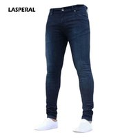 8cc1d92a76039 En gros de jeans skinny skin pour homme en ligne - LASPERAL 2017 Nouvelle  Mode Hommes