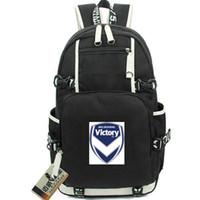 Wholesale backpack professional for sale - Group buy Professional backpack Melbourne Victory day pack Football club school bag Soccer knapsack Laptop rucksack Sport schoolbag Out door daypack