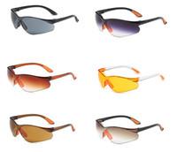818b11d4e386f À prova de vento airsoft tático proteção para os olhos PC UV400 meia  armação óculos goggle óculos ao ar livre camping equitação caminhadas caça  segurança ...