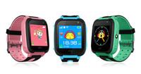 ingrosso orologio remoto nuovo-Nuovo ArrivalKid Smart Watch Q9 Smart Bracelet Orologio da bambino con fotocamera remota LBS SOS Safty Orologi Slot per scheda SIM con scatola al dettaglio