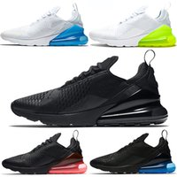 check out 8a3fa 1afff 270 Laufschuhe 270s Men Women Trainer BE TRUE Hot Punch Triple Schwarz Weiß  Oreo Teal Photo Blue Sport Sneakers