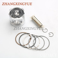 Wholesale Engine Air Cooled - motorcycle Engine parts Piston ring set 56.5mm for HONDA CB125S CB125 CL XL TL CT SL 125cc