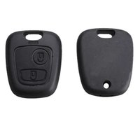 Wholesale blank key shell for sale - Group buy IZTOSS Buttons Blank Remote Key Shell For Peugeot Fob Case Cover