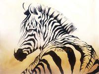 ingrosso quadri di arte zebra-100% dipinto a mano zebra quadri d'arte in vendita animale pittura a olio su tela arte bellezza quotazioni vernice acrilica per arte della tela arredamento