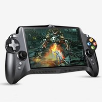 tablette pc android 5.1 großhandel-JXD S192K Handheld-Spiel-Spieler 7 Zoll RK3288 Quad-Core 4G / 64 GB GamePad 10000mAh Android 5.1 Tablet PC-Videospielkonsole