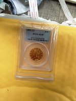 Wholesale Free People Room - Wholesale Hot Selling PCGS 1892-CC AU58 $10 Gold Liberty Head Ten Coin  FREE SHIPPING