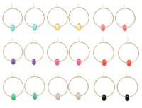 e578c5b817b6 joyas de moda con facetas al por mayor-La moda KS Kendra New Oval Faceted