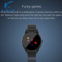 spieltag armband großhandel-Neueste Smartband Lustige Spiele Standby-Zeit 25 Tage IP67 wasserdicht Anruf Ablehnung Wecker Armband Armband pk mi Band2