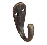 ingrosso appendiabiti antichi-All'ingrosso - Cappotto monoposto Cappotto porta accappatoio Appendiabiti antico bronzo 3,4 cm x 1,4 cm (1 3/8