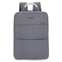 "Wholesale women laptop bag 17 - 2017 Unique Waterproof Nylon Men Backpack 17 Inch Backpack Fit 15.6"" Laptop Computer Notebook Women School Bag nbxq129"