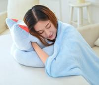 luvas de escritório venda por atacado-Adorável animal Escritório Criativo vôo viagem portátil suave Nap Pillow Moda bonito Mini confortável Desk braço Luva Pillow