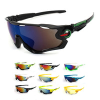 Wholesale drop shipping sunglasses - 2018 Bestselling Cycling Glasses Bike Eyewear Sports Sunglasses Bicycle Goggles Drop Shipping Are Available