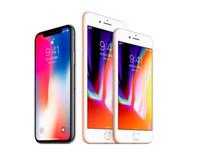 Wholesale 5.5 inch new phones resale online - New Original Refurbished Apple iPhone8 plus inch GB ROM GB RAM hexa Core MP LTE Mobile Phone
