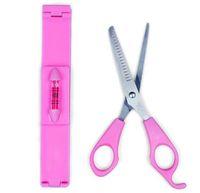 ingrosso accessori per capelli-Strumenti di taglio dei capelli fai da te Trimmer Clipper Bangs Comb Bangs Cut Supporter Bangs Accessori Ottimo per viaggi d'affari