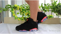 Wholesale lows prices basketball shoes for sale - Group buy 2017 New black white infrared low chrome Oreo s price basketball shoes sneakers men women US5