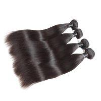 prix tissage péruvien de 12 pouces achat en gros de-Vente chaude Brésilienne de Cheveux Vierges Weave Hétéro Péruvien Remy Indien 4/5 Bundles de Cheveux Humains Tisse Beaucoup Offres