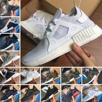 Wholesale Army Shoes For Kids - Cheap New NMD XR1 Boost Duck Camo Navy White Army Green for Top quality MND Men Women Kids Casual Shoes Drop Free Shipping SIZE 36-45